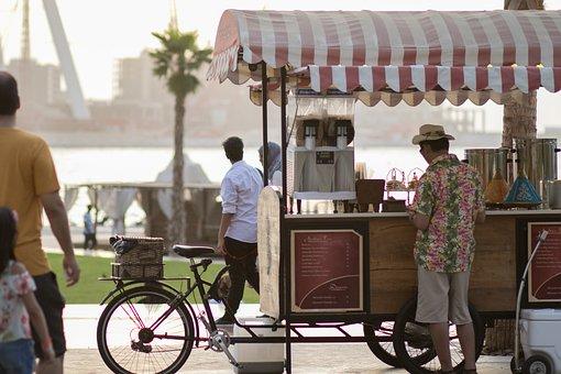 Dubai, Marina, Emirates, Arab, City, Travel, Beach