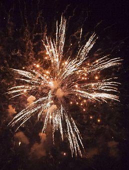 New Year, New Year 2017, Fireworks, Happy New Year