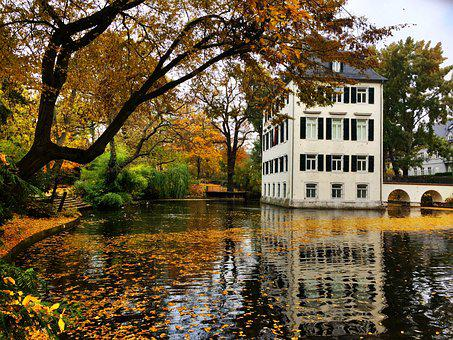 Frankfurt, Holzhausen Park