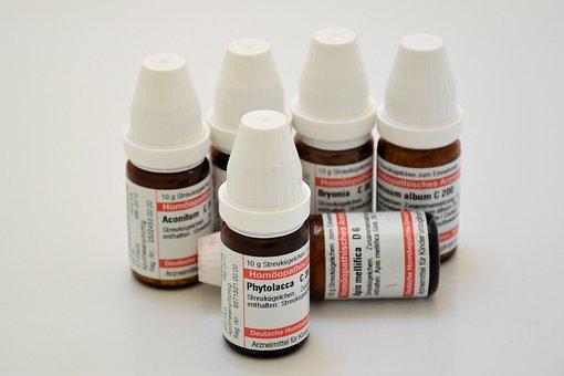 Homeopathy, Globuli, Cure, Healthy, Drug, Beads, Dhu