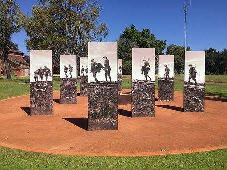 Anzac's, History, Ww1, Soldiers, Trench, Remembrance
