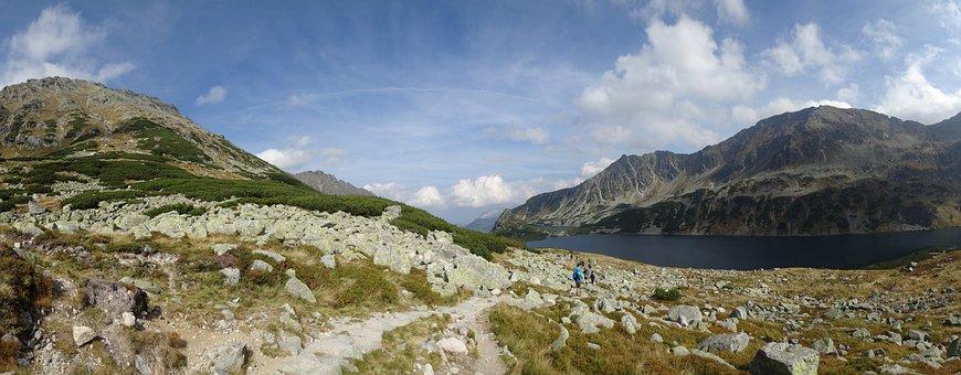 Tatry, Mountains, Landscape, The High Tatras, Poland