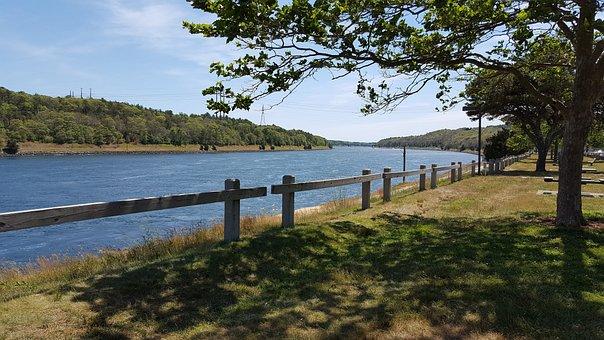 Cape Cod Canal, Canal, Massachusetts