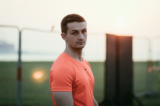 Dubai, Uae, Marina, Jbr, Sport, Model, Fitness, Man