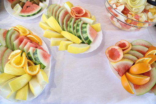 Fruit, Salad, Nutrition, A Healthy Lifestyle, Meal