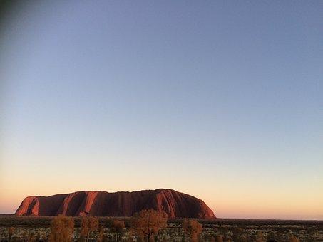 Uluru, Australia, Outback, Ayers Rock