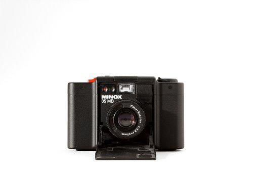Minox, Analog, Camera, Hipster, Photograph, Old