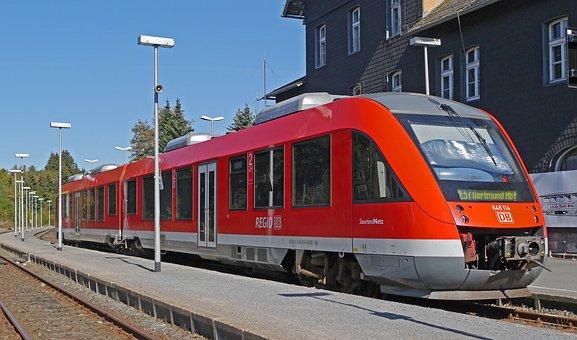 Railway Station, Winterberg, Final Destination