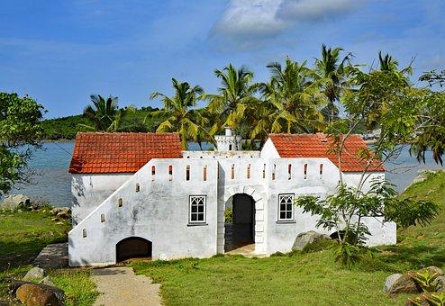 Dixcove, Ghana, Africa, West Africa, Fort