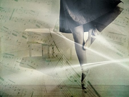 Dance, Ballet, Dancer, Music, Ballerina, Movement