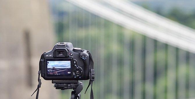 Photography, Camera, Dslr, Bridge, Photo, Equipment
