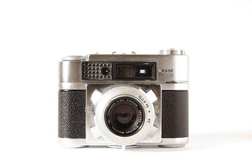 Analog, Camera, Brown, Rangefinder, Rangefinder Camera