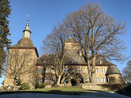 Burg Fast Mountain, Castle, Castle Castle