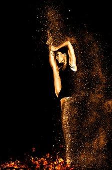 Woman, Movement, Gymnastics, Flexible, Elegant, Move