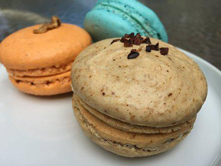 Macaron, Colors, Sweet, Dessert, French, Biscuit, Food