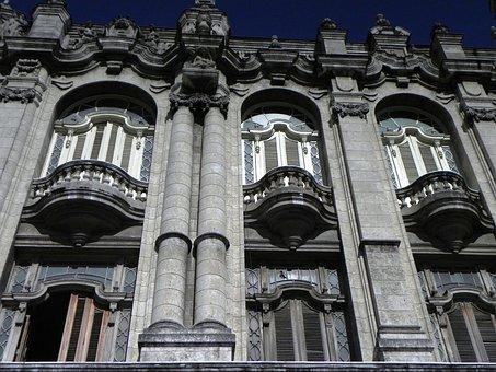 Havana, Cuba, Gran Teatro