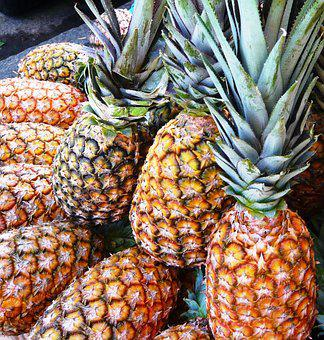 Pineapple, Hortifruti, Granger