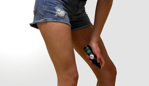 Legs, Girl, Incognito, Insect Repellent, Mosquito