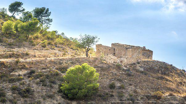 Travel, Home, Hut, Building, Architecture, Old, Ruin