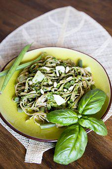 Food, Pasta, Pesto, Kitchen, Recipe, Italian