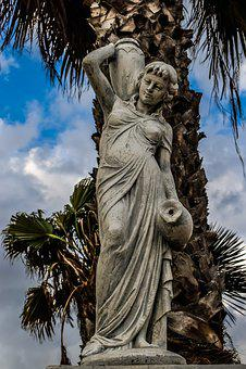 Cyprus, Ayia Napa, Water World, Greek, Female, Tunic