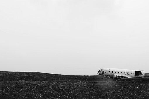 Iceland, Aircraft, Plane Crash, Eng, Crash Landing