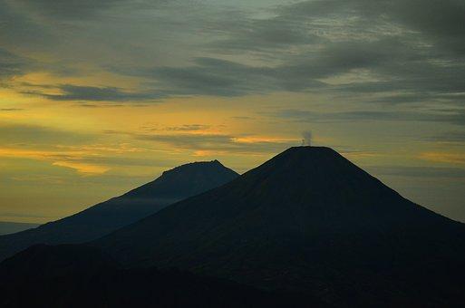 Hill, Mountain, Culture, Landscape, Sky, Nature