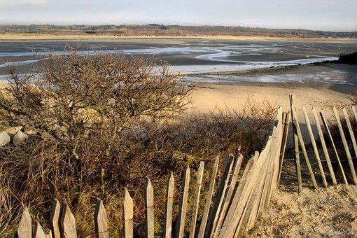 Bay, Canche, Landscape, Sea, Sides, Nature, Beach