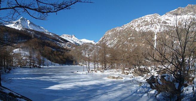Ferrera, Moncenisio, Lake, Foppa