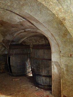 Winery, Barrel, Cask, Wine, Bobda, Old