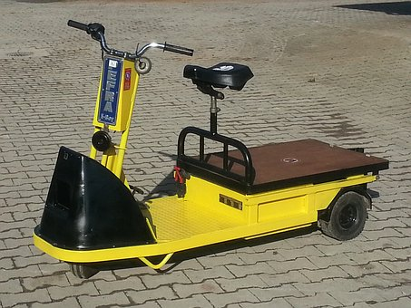 Pefra, Handling All Vehicle, Electro Karre, Cart