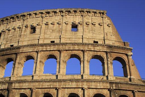 Colosseum, Rome, Ancient Rome, Roman Holiday, Tourism