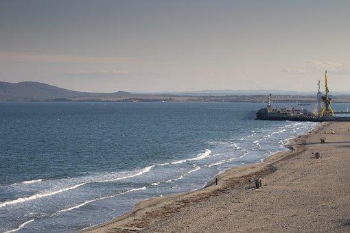 Pier, Sea, Port, Summer, Ocean, Vacation, Water, Beach
