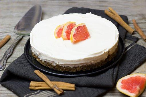 Cake, Grapefruit, Cinnamon, Bake, Delicious, Sweet Dish