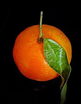 Clementine, Fruit, Citrus Fruit, Vitamin C, Sweet