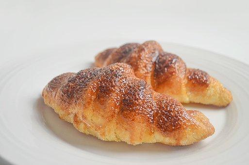 Denmark, Bread, Croissant, Danish Butter Package