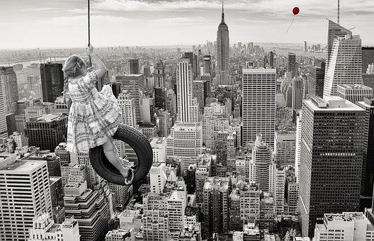 New York, Ny, Manhattan, Empire State Building