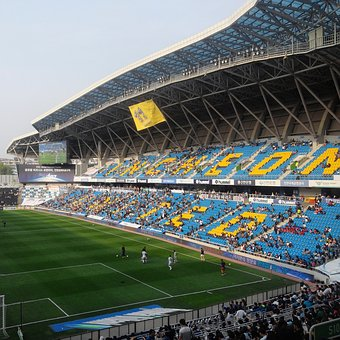 Incheon, Incheon United, K League, Football, Stadium