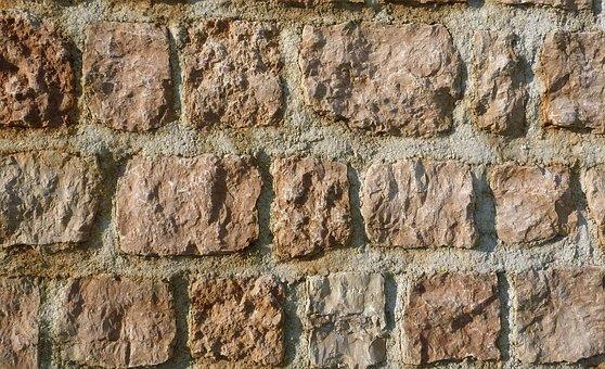 Nature, Natural Stones, Masonry, Wall, Stone Wall, Rock