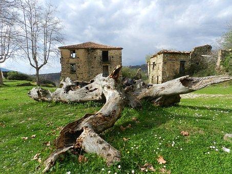 Old Roscigno, Historical Centre, Roscigno, Cilento