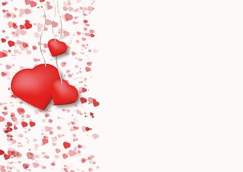 Heart, Valentine, Love, Map, Romance, Drawing