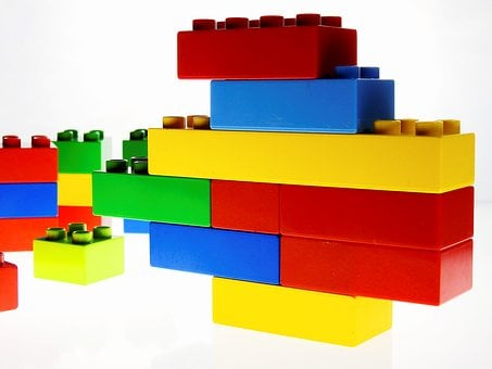 Duplo, Lego, Build, Toys, Children, Child, Play