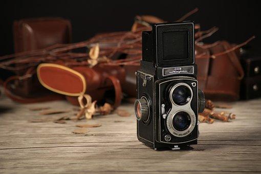 Twin-lens Reflex Camera, Us Department Of Imaging