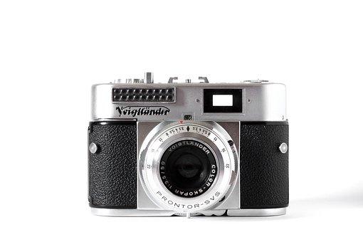 Analog, Camera, Voigtlander, Hipster, Nostalgia, Old