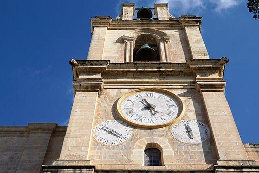 Malta, Valetta, City, Church