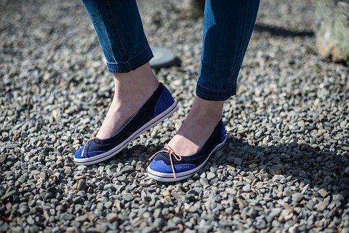 Shoes, Footwear, Sneakers, Foman, Female