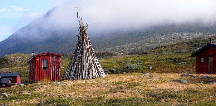 Back To Earth, Hut, Kungsladen