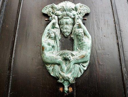 Door, Jack, Figure, Input, Door Handle, Woman, Malta