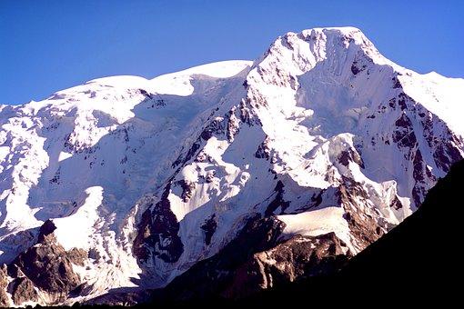 Mountains, Karakol, Landscape, Kyrgyzstan