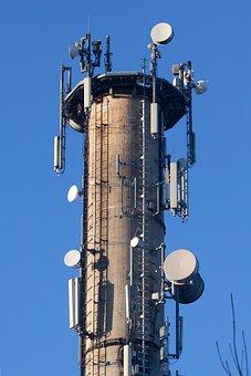 Radio Mast, Transmission Tower, Telecommunications